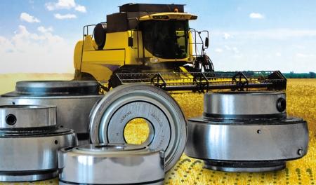Рост емкости украинского рынка подшипников для сельхозтехники